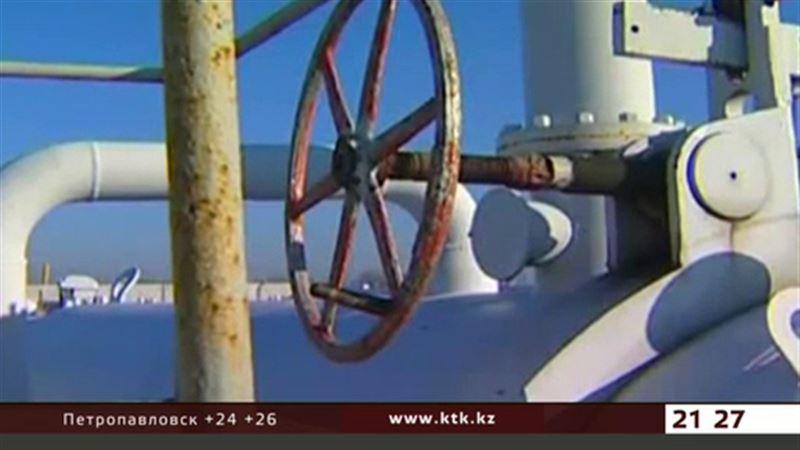 Россия перекрыла газовый вентиль