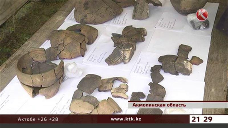 Малыш из бронзового века: археологическая сенсация в Акмолинской области