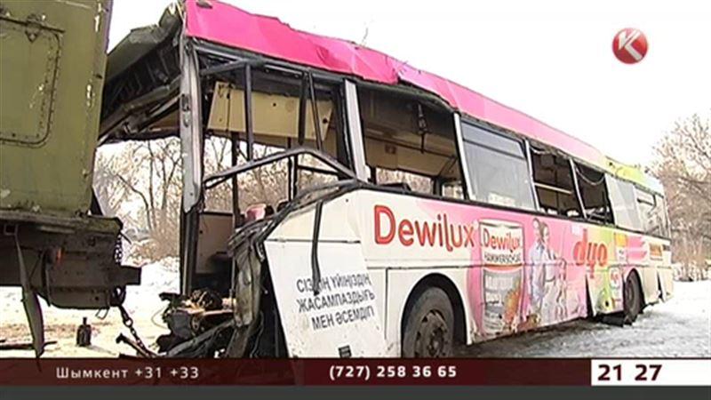 Два года за массовое ДТП получил водитель автобуса