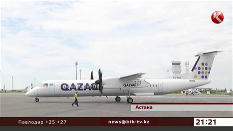 Новоиспеченная Qazaq Air будет обслуживать 12 направлений