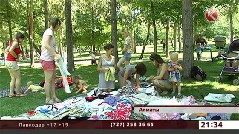 Баш на баш: новый вид рыночных отношений в Алматы