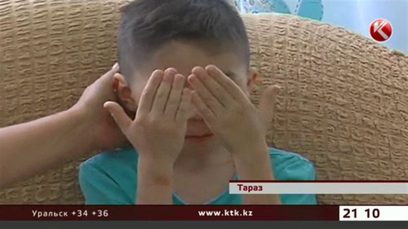 Избитый мальчик из Тараза запретил снимать себя на камеру
