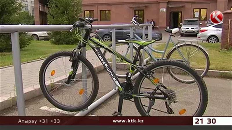 В Астане задержали велосипедного «маньяка»