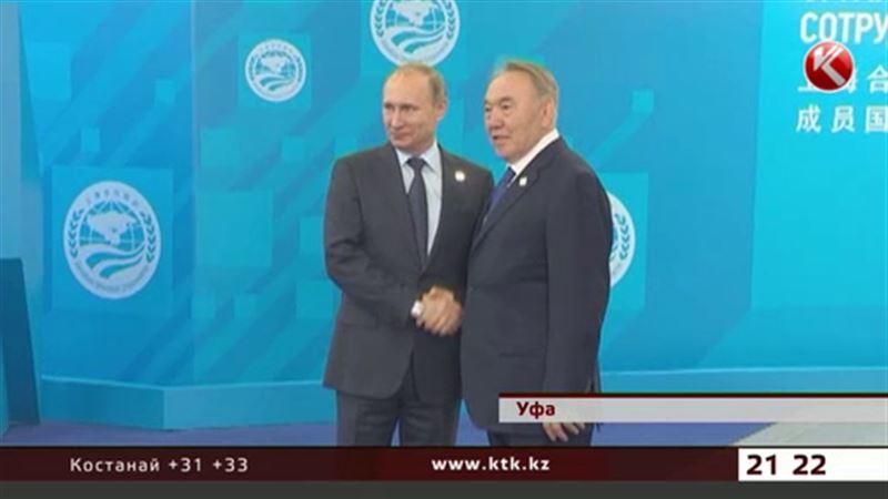 Назарбаев стал обладателем ордена Александра Невского