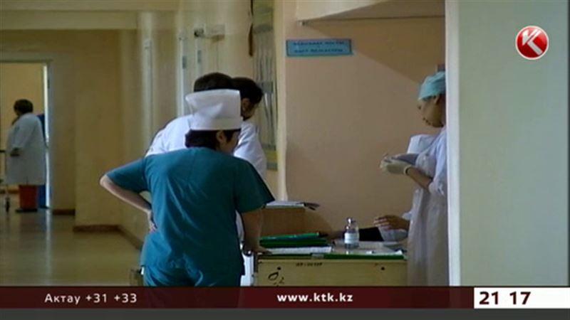 Вспышка сибирской язвы в Кыргызстане