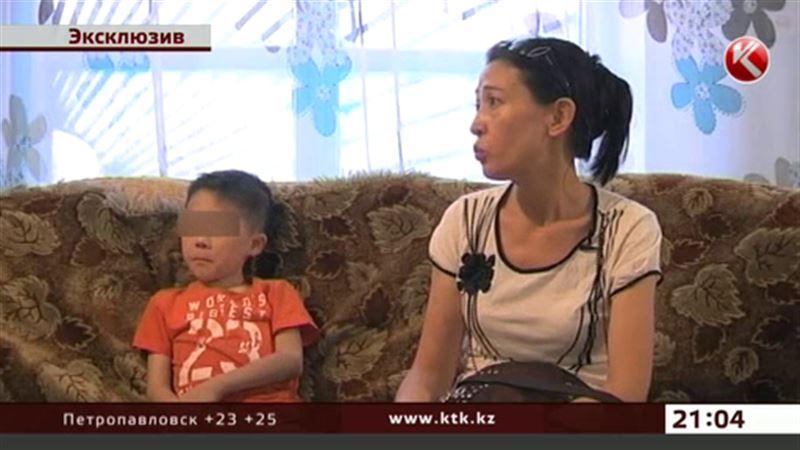 ЭКСКЛЮЗИВ: Мать избитого в Таразе ребенка просит не делать из нее злодейку