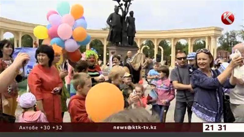 День города в Петропавловске «вернули» на место