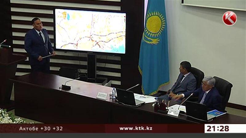 Интернет расскажет, кому принадлежат земли в Алматинской области