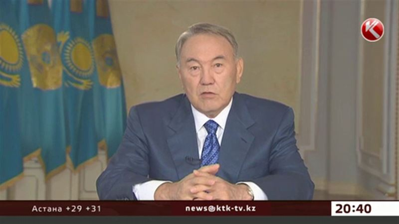 Назарбаев туған күнімен құттықтаған отандастарына алғыс айтты