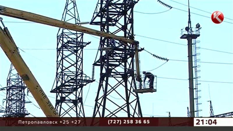 Водитель грузовика оставил без электричества 100 тысяч усть-каменогорцев