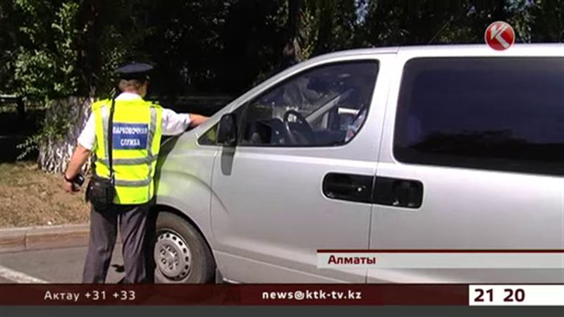 Алматинцы не хотят платить за парковку, потому что они… некультурные