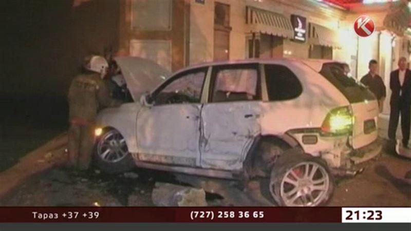 Казахстанцы чаще попадают в аварии на российских авто