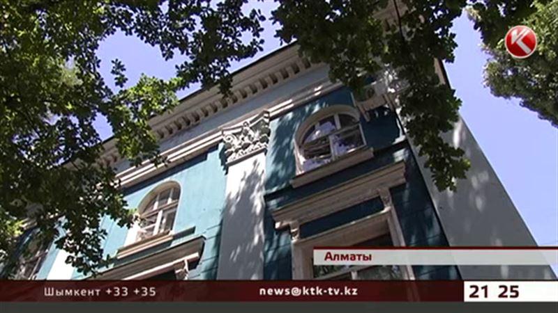 Власти прокомментировали снос здания в старом центре Алматы