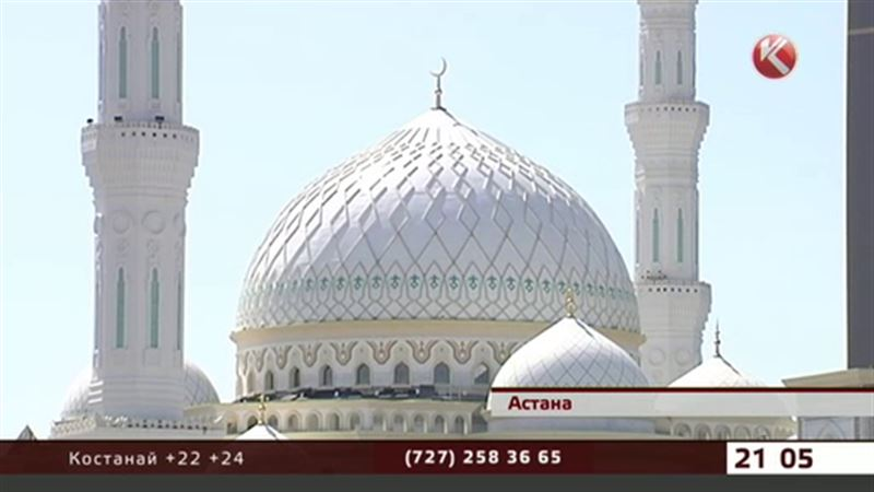 Казахстанцы отмечают Ораза айт