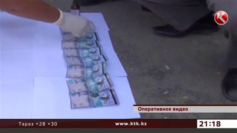 В Кызылординской области полковник полиции попался на взятке