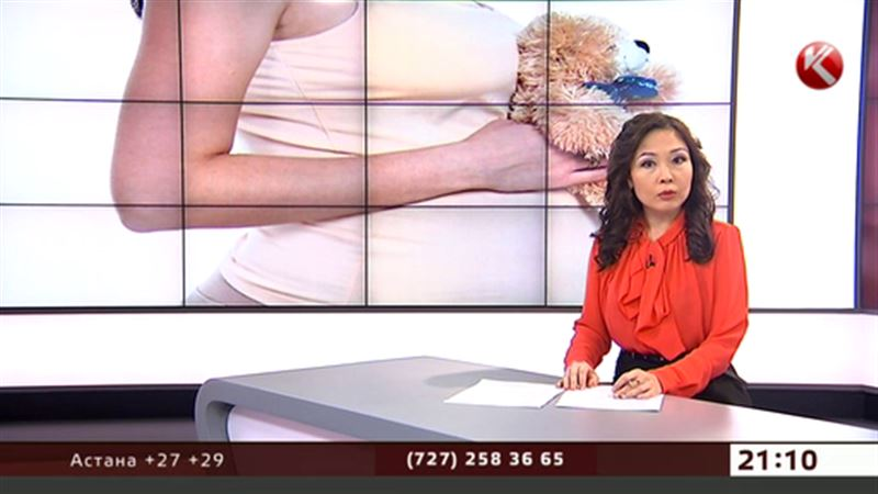 В Южном Казахстане больше 350 девочек оказались в интересном положении