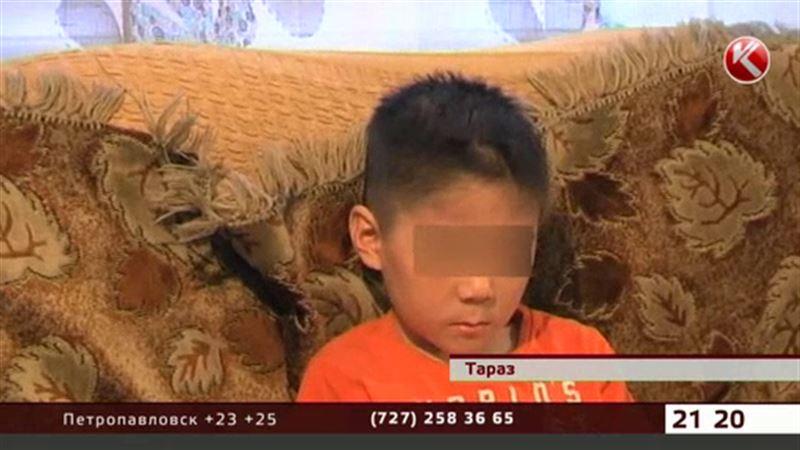 Избитый матерью ребенок из Тараза проведет в центре адаптации еще десять дней