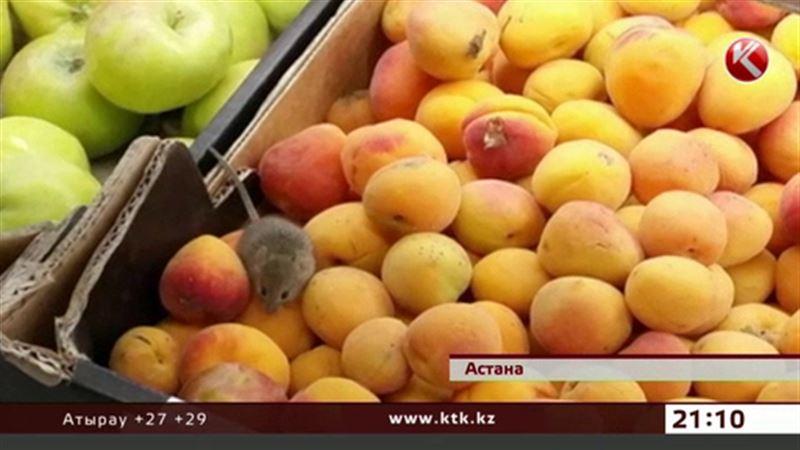 Столичный гипермаркет могут закрыть из-за мыши