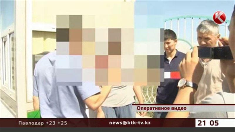 Карагандинские полицейские задержали педофила на рабочем месте