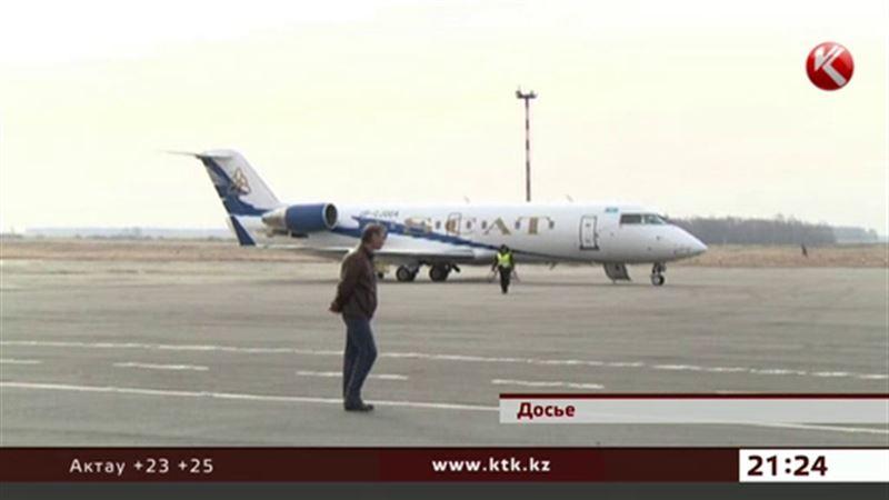 В Петропавловске закрыли аэропорт