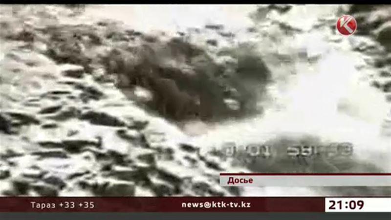 Самый мощный сель обрушился на Алма-Ату в 1973