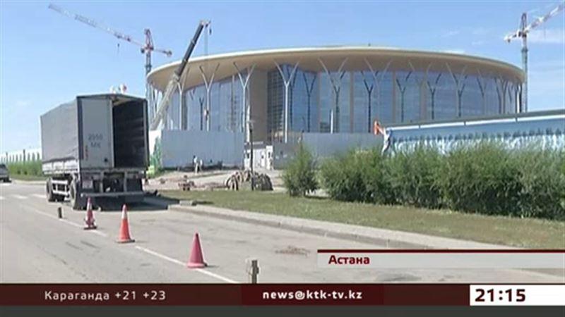 После гибели рабочих застройщику ледового дворца грозит штраф в 2 миллиона