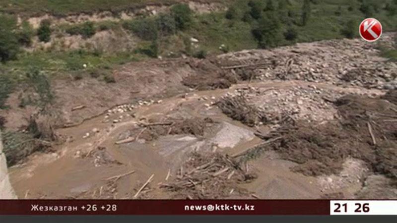 Земли в водоохранных зонах Алматы, возможно, начнут изымать