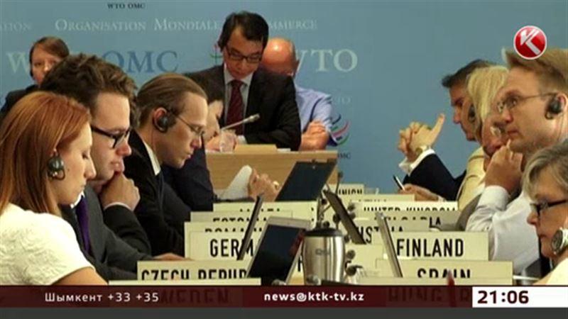 В Казахстане могут подешеветь импортные автомобили и продукты - из-за ВТО