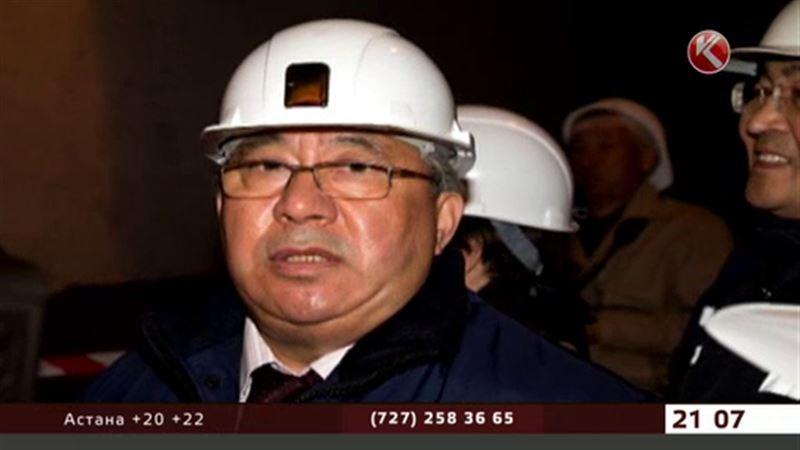 Алматинский суд санкционировал арест бывшего директора метрополитена