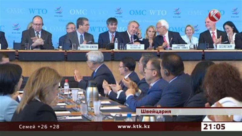 Казахстан вошел в ВТО под номером 162