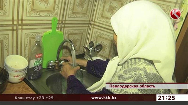 Жители Экибастуза решили коллективно отказаться от горячей воды
