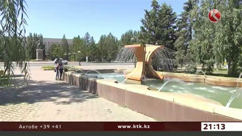 Казахстанцам вновь придется спасаться от сильнейшей жары
