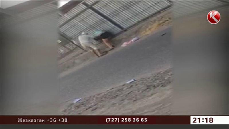 Мужчина избил женщину в ответ на оскорбления