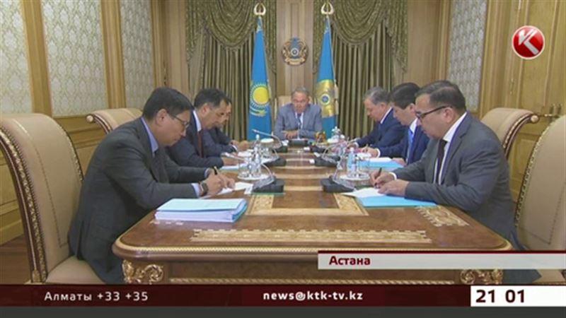 Назарбаев: «Надо вводить всеобщую экономию средств»