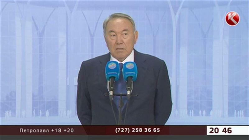 Н.Назарбаев Астанадағы жаңа Мұз сарайында болды