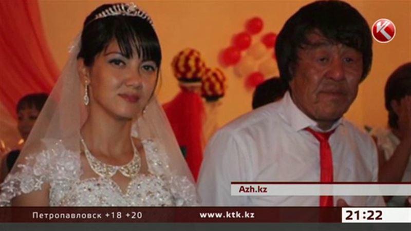 Парень с лицом старика женился, как и обещал