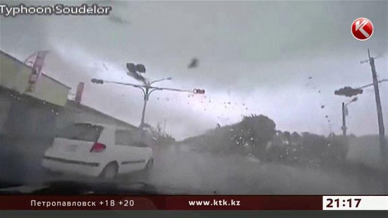 Мощный тайфун в Китае унес жизни 20 человек
