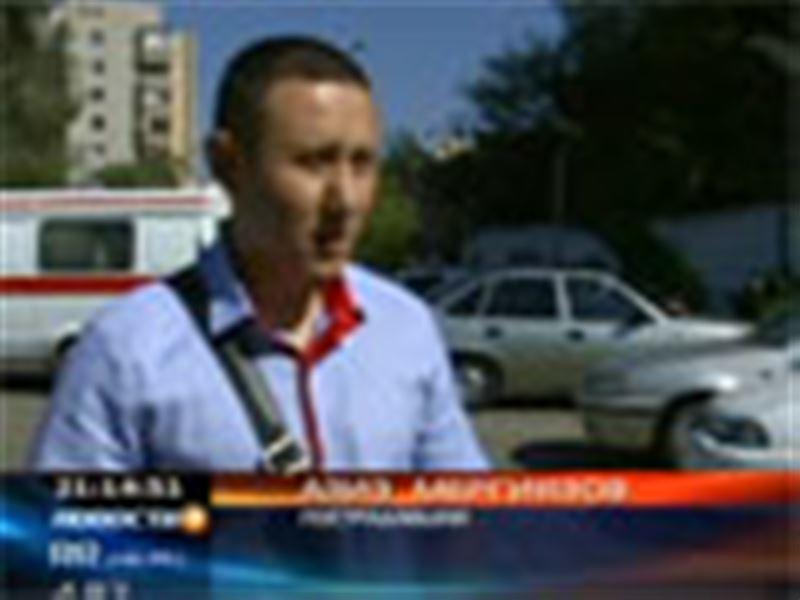 В Алматы задержан автомобильный вор-гастролер