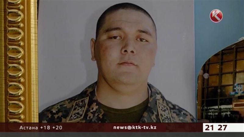 Эксперты так и не установили, от чего умер актюбинский солдат-срочник