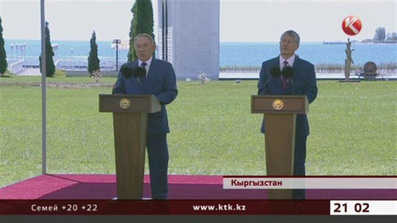 Между Казахстаном и Кыргызстаном больше нет таможенных постов