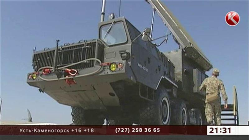 На вооружение РК поступили пять зенитно-ракетных комплексов С-300