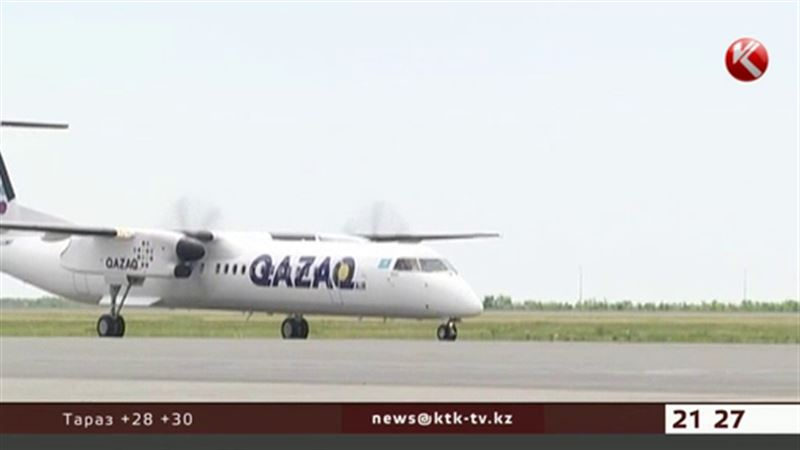 «Qazaq Air» не предлагает дешевых билетов