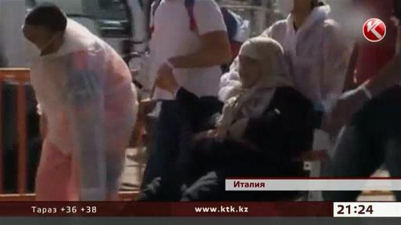 49 мигрантов задохнулись в трюме у берегов Сицилии