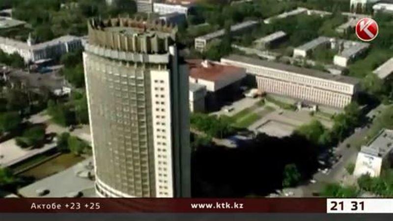 Россияне любят отдыхать в Алматы