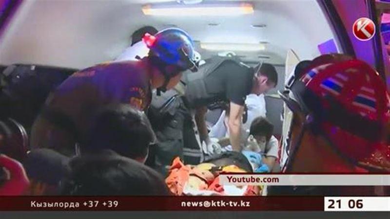 В Таиланде, где от взрыва погибло 20 человек, сейчас отдыхают сотни казахстанцев