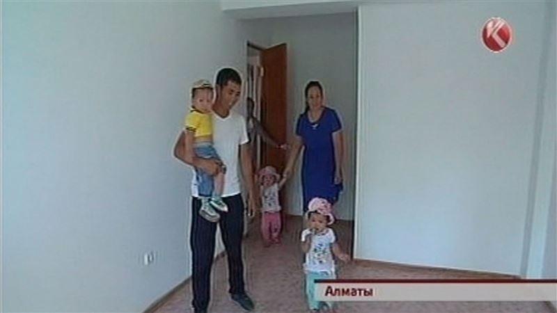 Бездомные тройняшки из Алматы обрели свой собственный угол