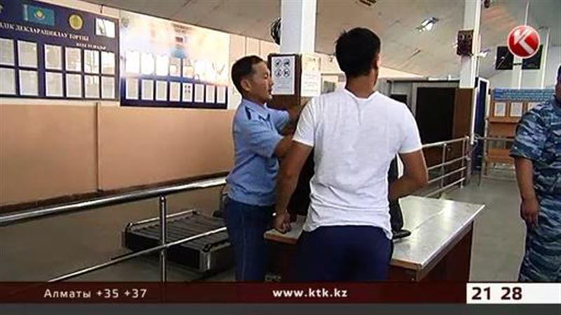 Таможенники с казахстанско-кыргызской границы пойдут работать в сельское хозяйство