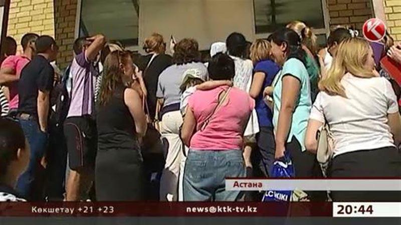 Распределение мест в детсады Астаны едва не закончилось побоищем