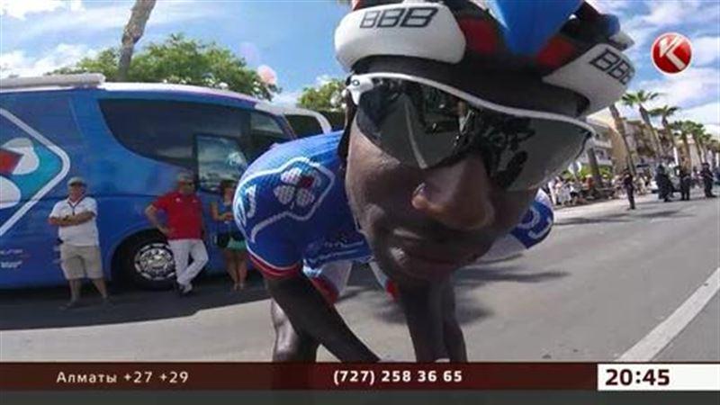 «Астана» командасы Испанияда өтіп жатқан «Вуэльта» веложарысынан шеттетіліп қалды