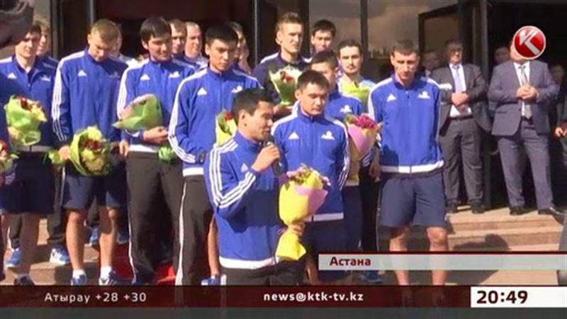 «Астана» тұңғыш рет чемпиондар лигасының топтық кезеңіне өтті